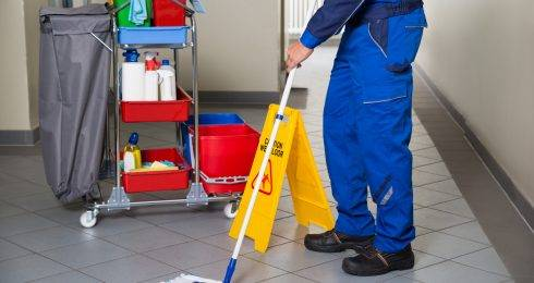 janitorial supplies and sanitary supplies at Iowa Des Moines Supply